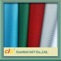 China 150Cm width Dotted Nylon Screen Mesh Fabric Elastic deformation Textile on sale