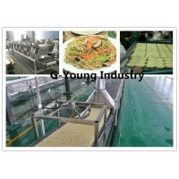 Quality Big Capacity Noodles Processing Machine Fried Noodle Production Easy To Operate for sale