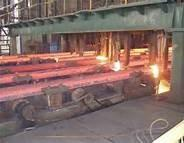 Quality Steel slab continuous casting machine Slab CCM 120 x 1000 with high efficiency for sale