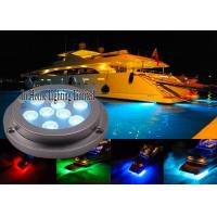 Quality Anti-corrosion Bridgelux 3 in1 LED Boat Navigation Lights With RF & Bluetooth Controller for sale