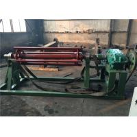 Quality Expanded Sheet Metal Decoiler 4KW 220 / 380V Motor For Bearing Coil Material for sale