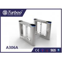 Buy Rainproof Design Office Security Gates / Swing Gate Turnstile For Library at wholesale prices