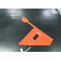 Quality Industrial Silicone Rubber Heater For Electric Heating / Medical Equipment for sale