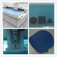 Quality roll blanket rubber material cutting machine for sale