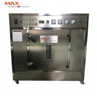 Quality 12kw Stainless Steel Batch Model Heating Treatment Microwave Oven for sale