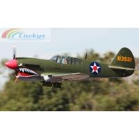 Quality P40 Warhawk 12CH EPO Material Electric RC airplane propeller plane,12CH RC propeller plane for sale