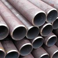 Quality CE Standard 140MM Hot Rolled Seamless Steel Pipe / High Pressure Stainless Steel Pipe for sale