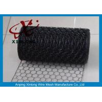 Quality Galvanized Hexagonal Wire Mesh PVC Coated Rabbit Wire Mesh Fence For Farm for sale