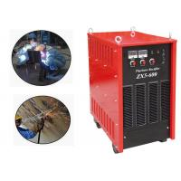 Quality Industrial DC Inverter MMA Welding Machine , MMA Welding Equipment SCR Control for sale