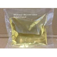 BU Liquid Boldenone Undecylenate , Yellow Color Steroid Injection For Bodybuilding