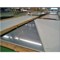 China 400 Series Cold Rolled Stainless Steel Sheet Good Corrosion Resistance on sale