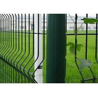 China Rot Proof Welded Mesh Fence Strong Wire Fencing For Public Building / Nature Reserves on sale