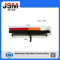 Buy Electric tricycle rectangle LED tail stop light at wholesale prices