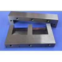 Quality YS8 Cemented Carbide Tool / Clamp Welding Cutting Tool Density Of 14.2g/Cm3 for sale