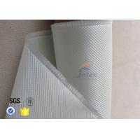China 6oz 0.2mm Twill Weave E Glass Surfboard Boat Fiber Glass Cloth Fireproof on sale