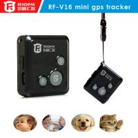 Quality mini gsm gps tracker,portable personal gps tracker,gps tracking and sos communicator for sale
