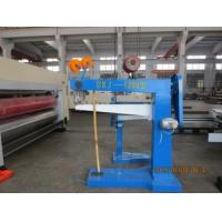 Quality Long Life Foot Operated Carton Box Stapler Machine With Arm Length 1400mm for sale