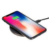 China Battery Power Cordless Cell Phone Charger , Wireless Charging Devices Long Lifespan on sale