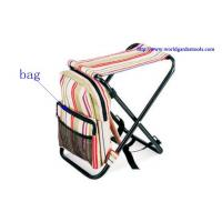 Quality Comfortable and deck fold soft easy to carry for camping chairs with colourful bags for sale