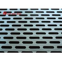 Quality Railing Infill Perforated Metal Sheet Wall Cladding Facades Screen Panels for sale