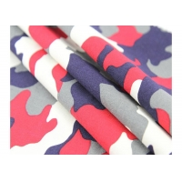 Quality 100% Polyester Camouflage Cloth Outdoor Printed Fabric for sale