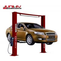 Quality 4000kg Car Vehicle Lift 3310mm Overall Width Automatic Stop Bar 24V Control Box for sale