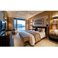 Quality Wooden Commercial Hotel Interior Furniture 5 Star With Modern Style Non Toxic for sale