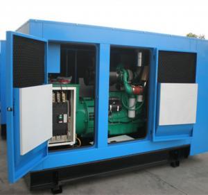 Quality 250kva NTA855 - GA Engine Cummins diesel generator set power station electric heater for sale