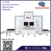 Quality Strong Penetration Luggage X Ray Machine 1010*1003mm Tunnel Size CE Approval for sale
