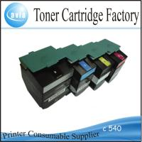 China Original quality toner cartridge for lexmark 546 548 printers on sale