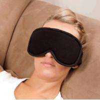 Quality PVC material hot and cold eye mask with SGS MSDS for sale