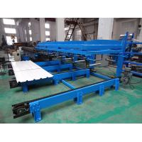 Quality Chain Driven Type Auto Stacker For Trapezoidal Sheet Roll Forming Machine for sale