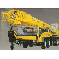 Quality 70ton Extended Boom Hydraulic Mobile Crane Large Working Scope QY70K-I for sale