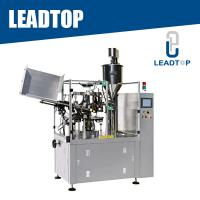 Quality Cream And Ointment Tube Filling Machine / Plastic Tube Sealing Machine for sale