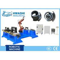 China 6 AXIS MIG Welding Robots Arm Machine For Auto Seat Back Angle Adjustment Parts on sale