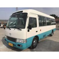 Quality 2008 Year Made Used Coaster Bus Toyota Brand 120 Km/H Max Speed With 23 Seats for sale