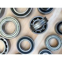 Quality Professional chrome steel industrial ball bearings , small steel ball bearings for sale