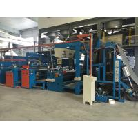 Quality Thermal Oil / Gas Heating System Textile Hot Air Stenter Setting Machine for sale