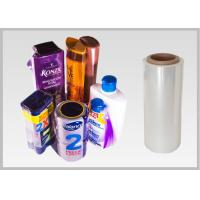 Quality High Shrinkage PET Shrink Film For Packing Wrapping Cookies Customized Size for sale