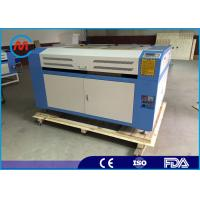 Quality Water Cooling PVC Laser Engraver Cutter Machine For Fabric 900 x 600mm Cutting Area for sale