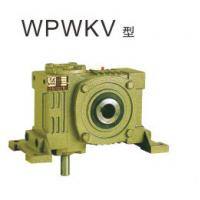 Quality Runs Forward and Backward Flange Input Worm Gear Reducer Used in Chemical Machine for sale