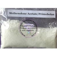 Quality Natural Raw Steroid Powders Methenolone Acetate Primobolan For Bodybuilding 434-05-9 for sale