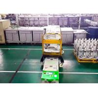 Quality L1550*W420*H290mm Bi Directional Tunnel AGV Material Handling For Cosmetic Industry for sale