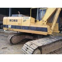 Quality E200B CAT Used Crawler Excavator,Caterpillar 20t Track Digger for sale