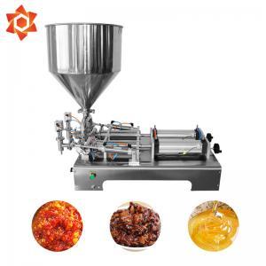 Quality Liquid Semi Automatic Filling Machine / Yogurt Cup Filling Sealing Machine for sale