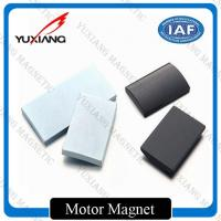 Quality Strong Curved N38EH Rare Earth Magnets , Neodymium Super Magnets Phosphating Coating for sale