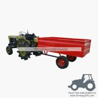 Quality 2WCART-17 2Wheel 17cubic. Utility Cart Trailers for sale