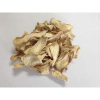 China Chinese Healthy Dried Ginger Root Slices Natural Color HACCP Standard on sale