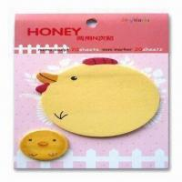 Quality Notepad and Memo Stick, Easy to Take, with Lovely Design for sale