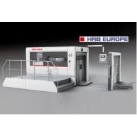 Quality Semi Automatic Platen Die Cutting Machine 1200mmx780mm Max Paper Size for sale